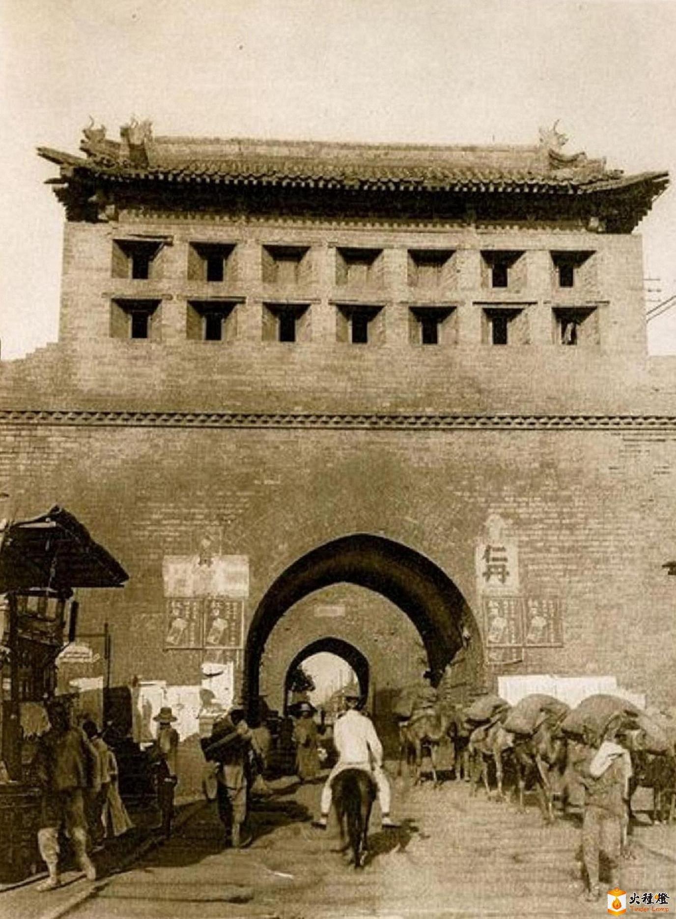 069.广安门-箭楼       (1921-24年).jpg