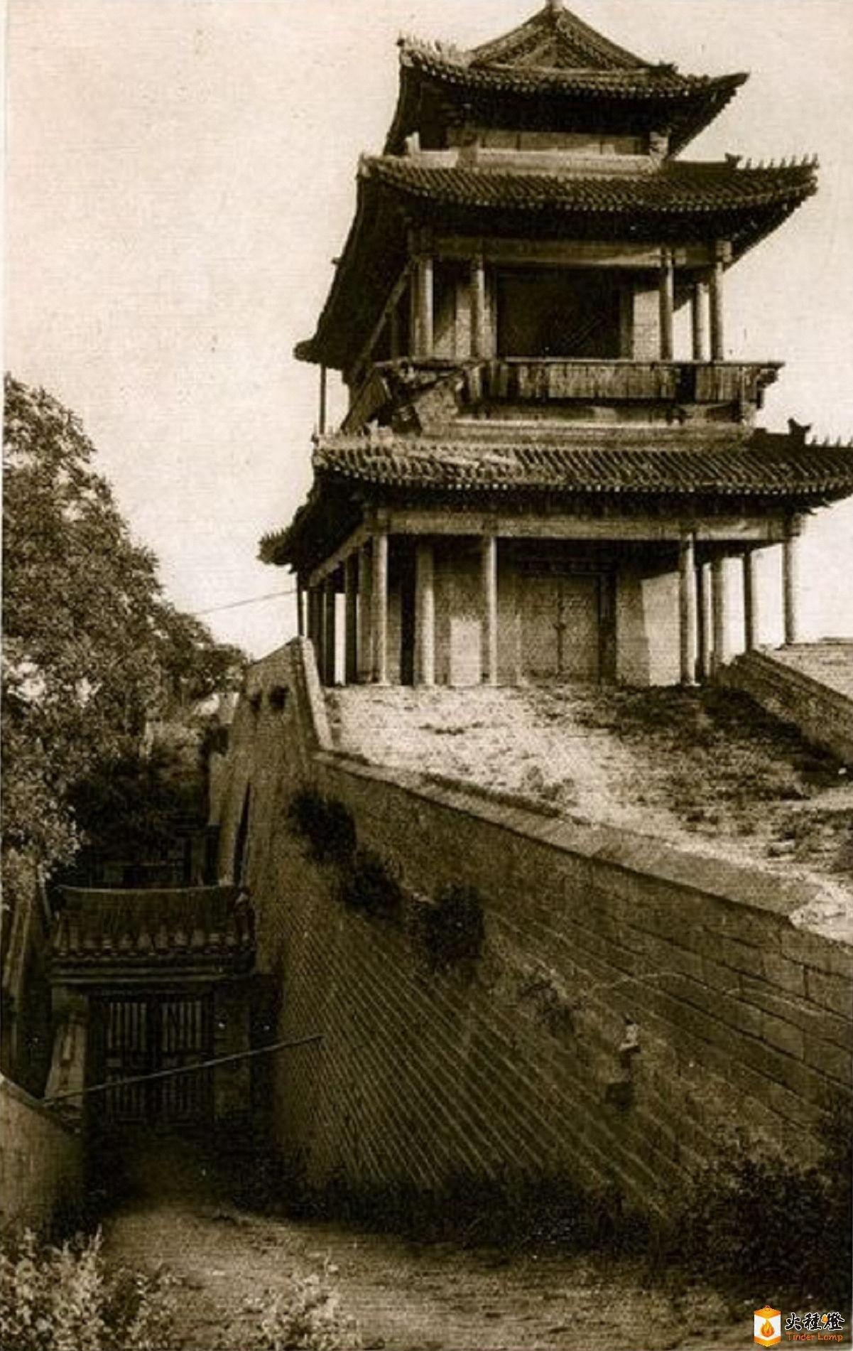 072.广安门-城楼       (1921-24年).jpg