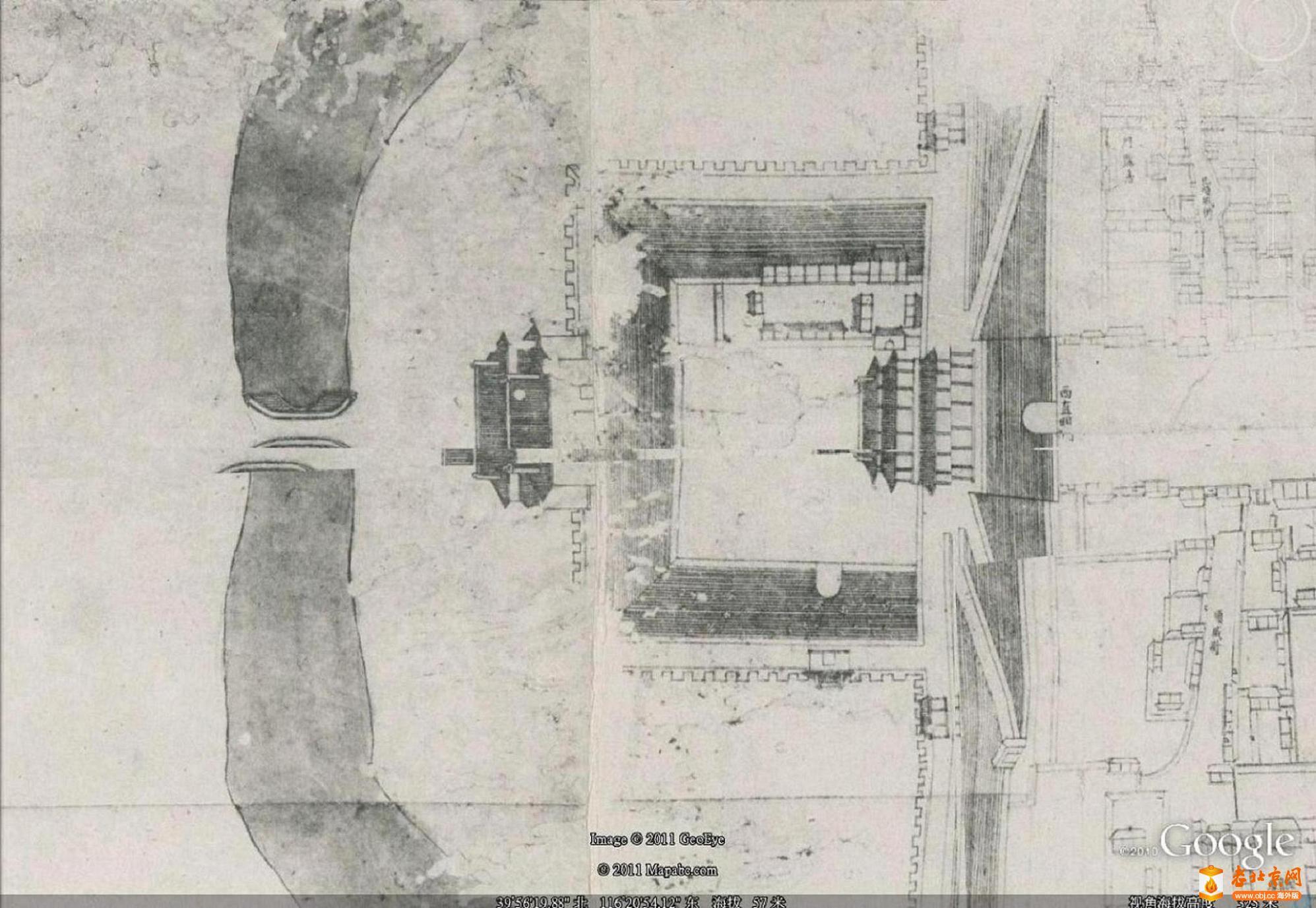 405.西直门地图       《乾隆京城全图》.jpg