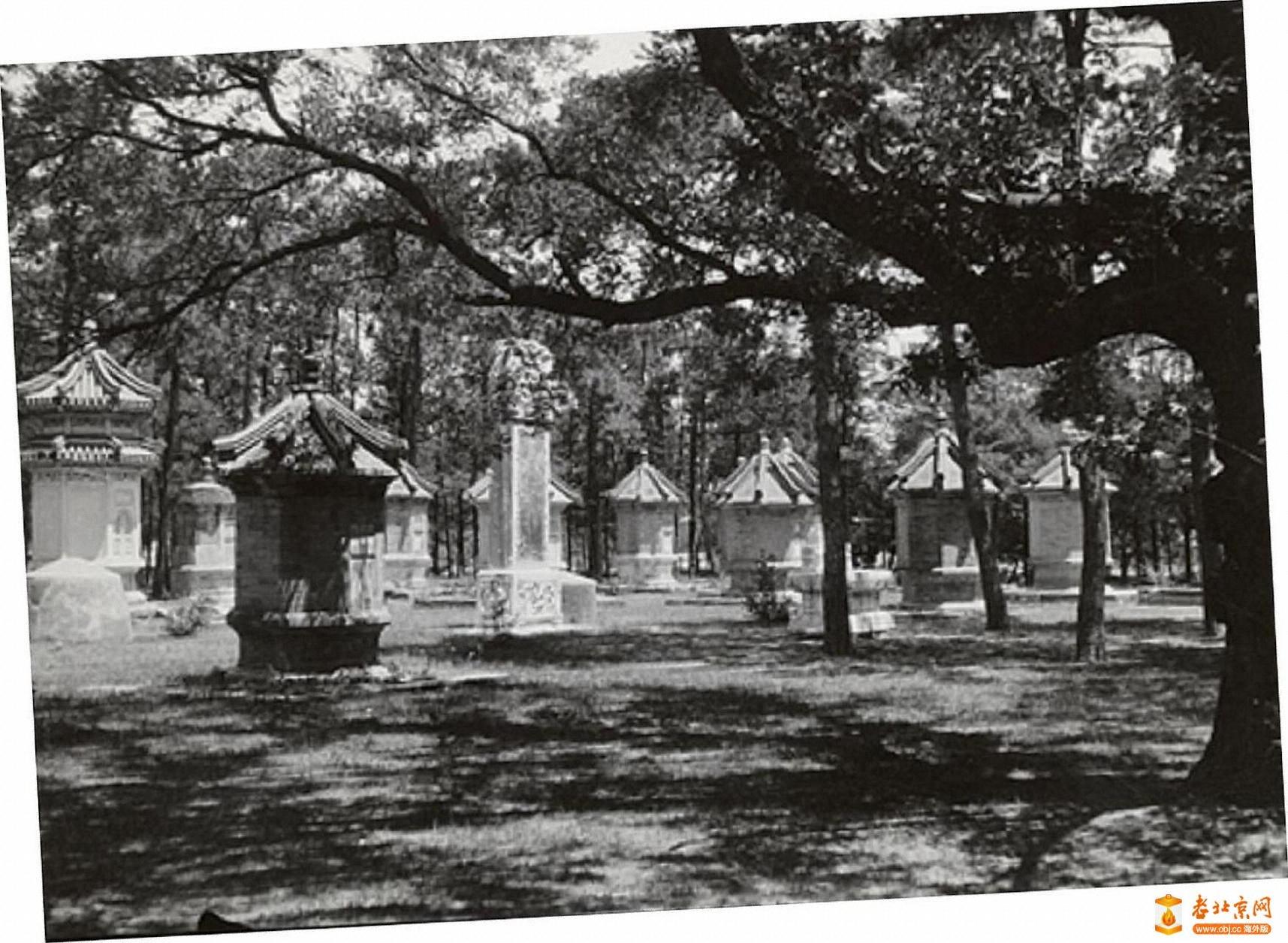 白云观-塔林   (华纳·兰登1923-24年间拍摄).jpg