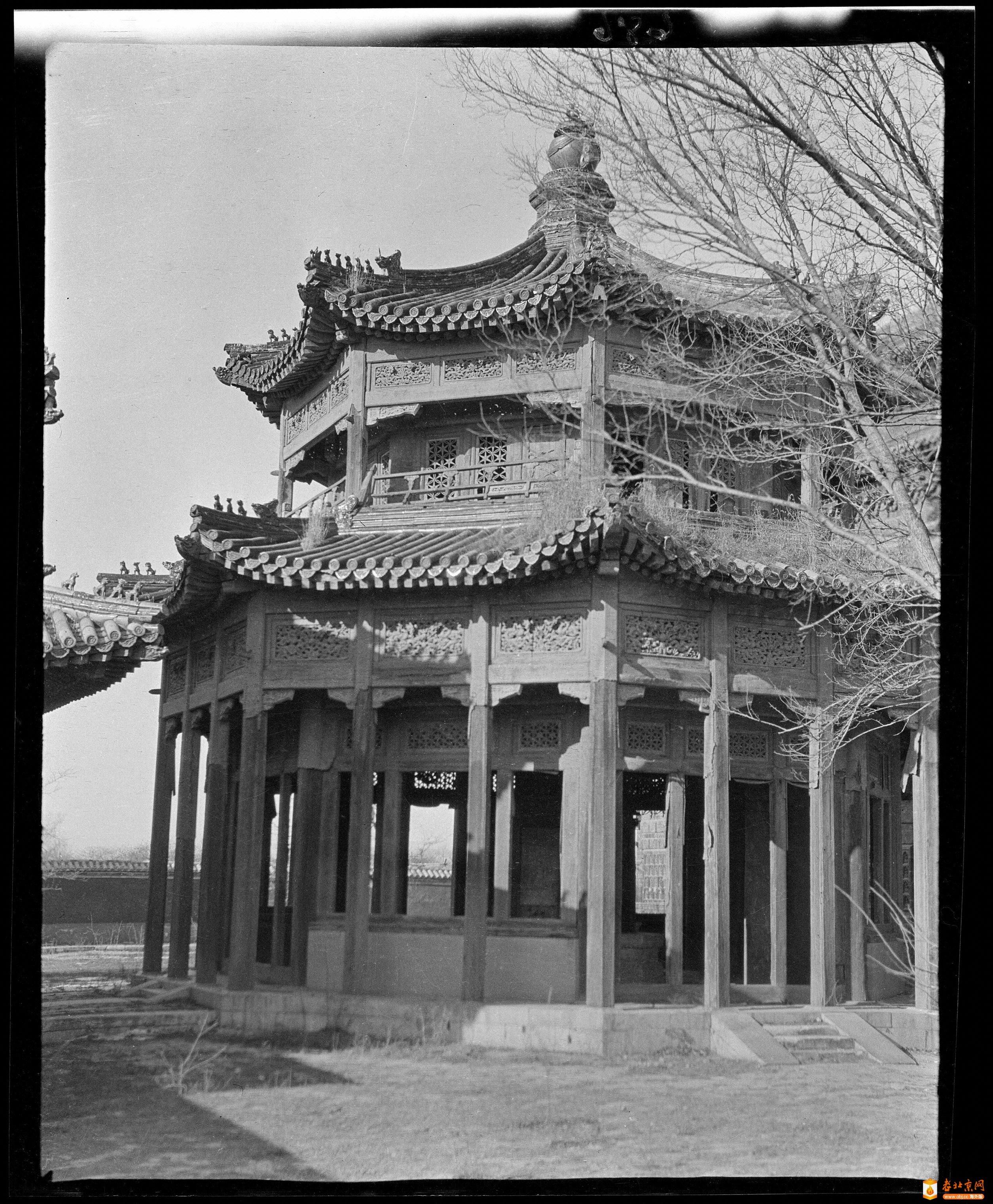 编号122A_686              北海-七佛塔亭     (1918年).jpg