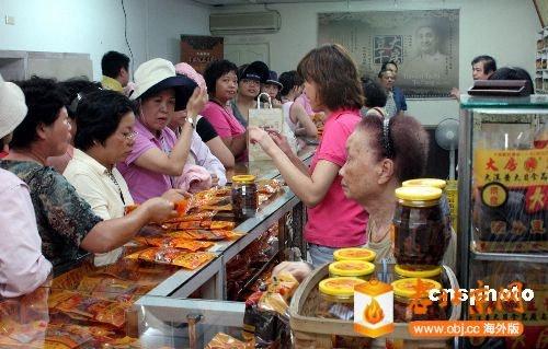 銷售熱絡的大溪豆乾店.jpg