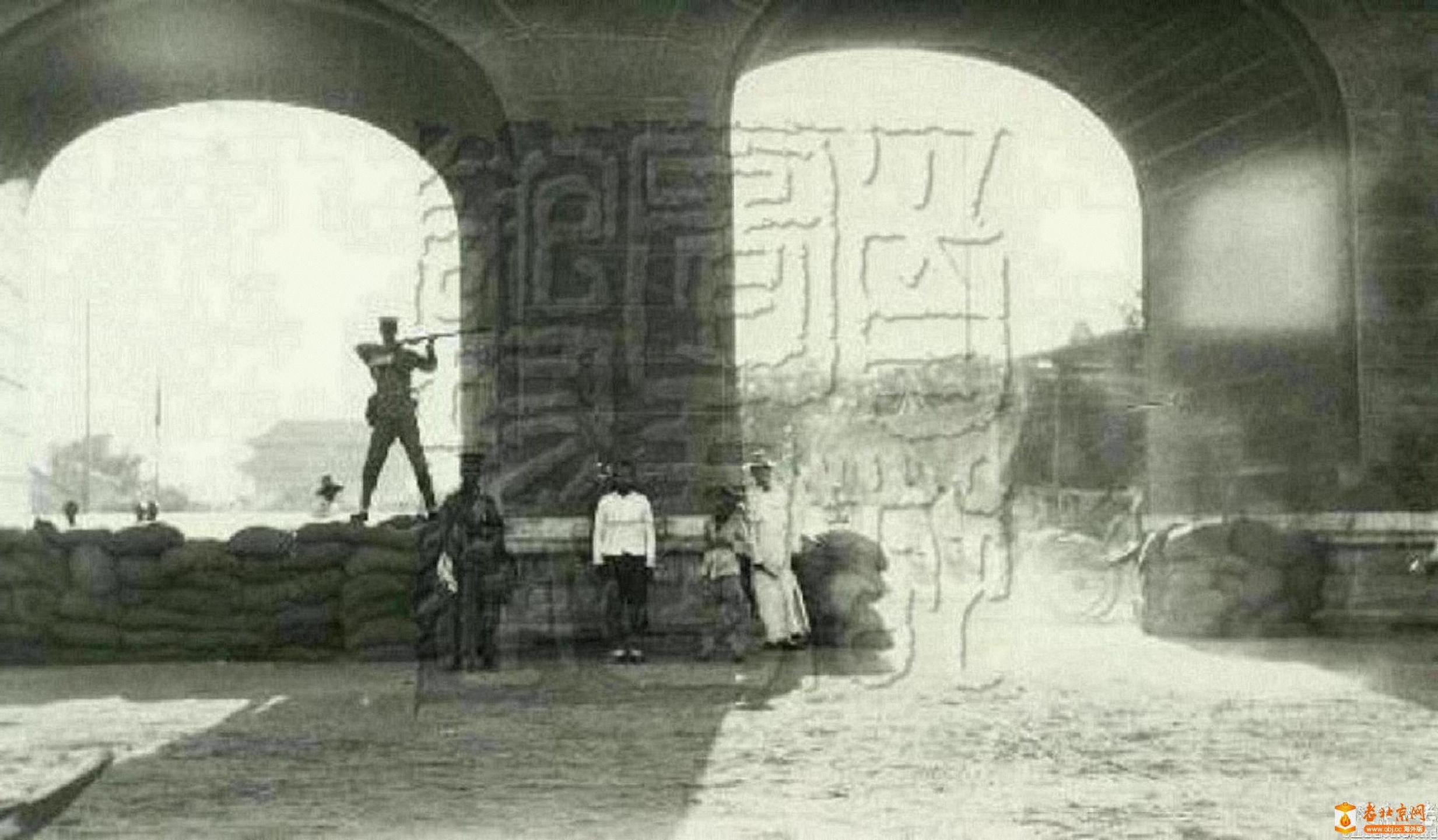 593.民国新东安门-1    (1917年).jpg