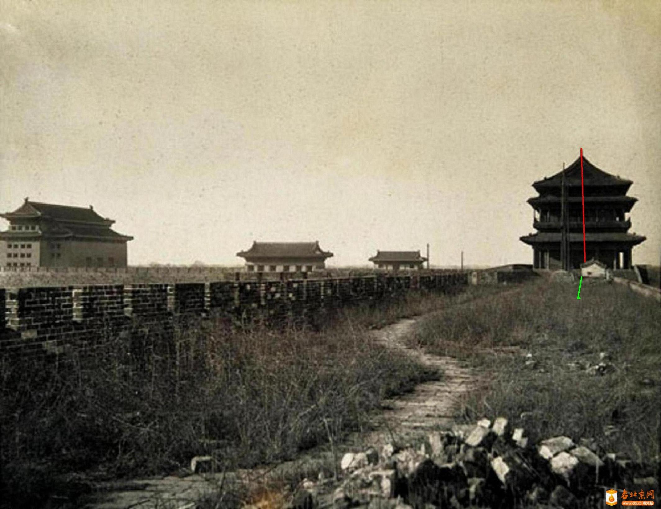 正阳门-城台上     (188-年).jpg