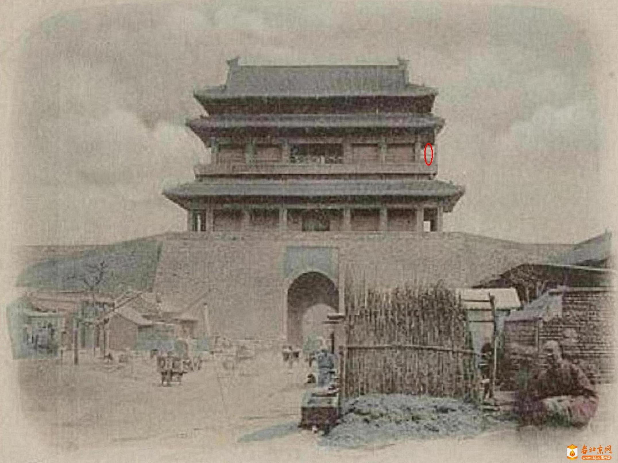 750.东直门-城楼      (1899S明信片).jpg