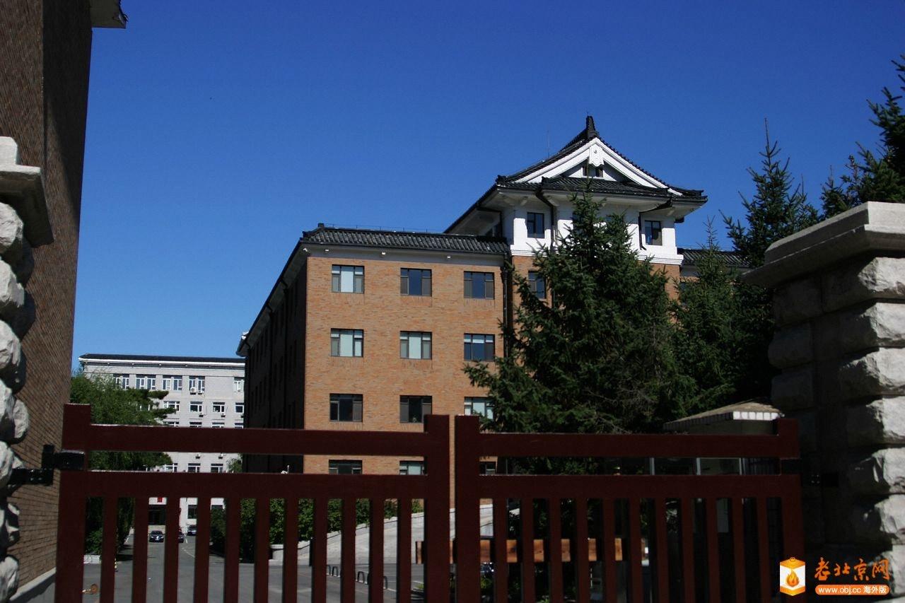 02.关东军司令部西南门(现吉林省委纪检委).JPG