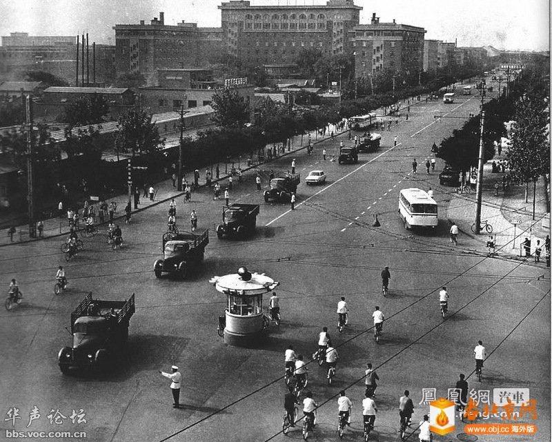 1979年,北京长安街两侧