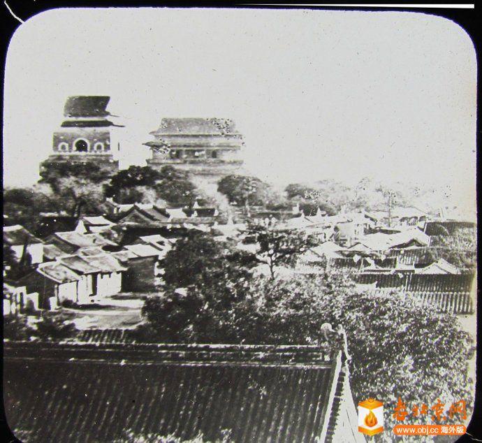 1890年北京钟鼓楼.jpg