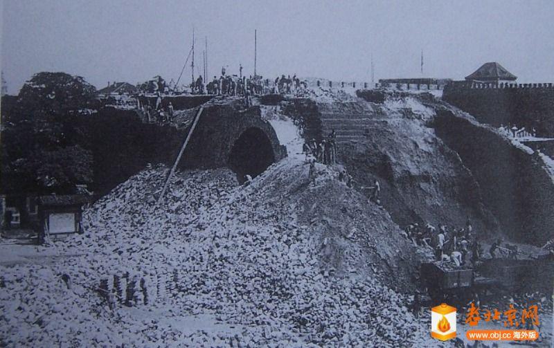 1915拆卸东瓮城工程.JPG