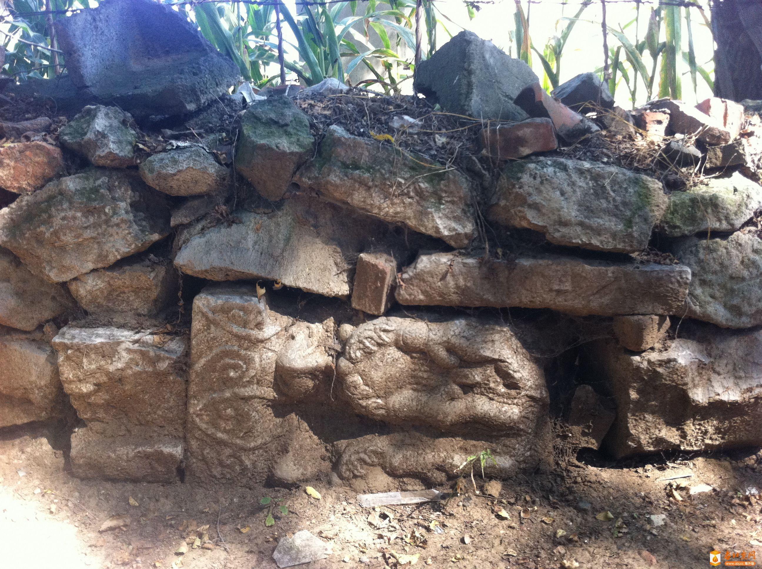 汤古代墓遗迹