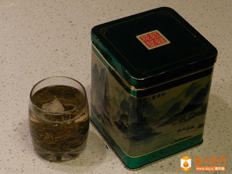 我家的茶叶桶