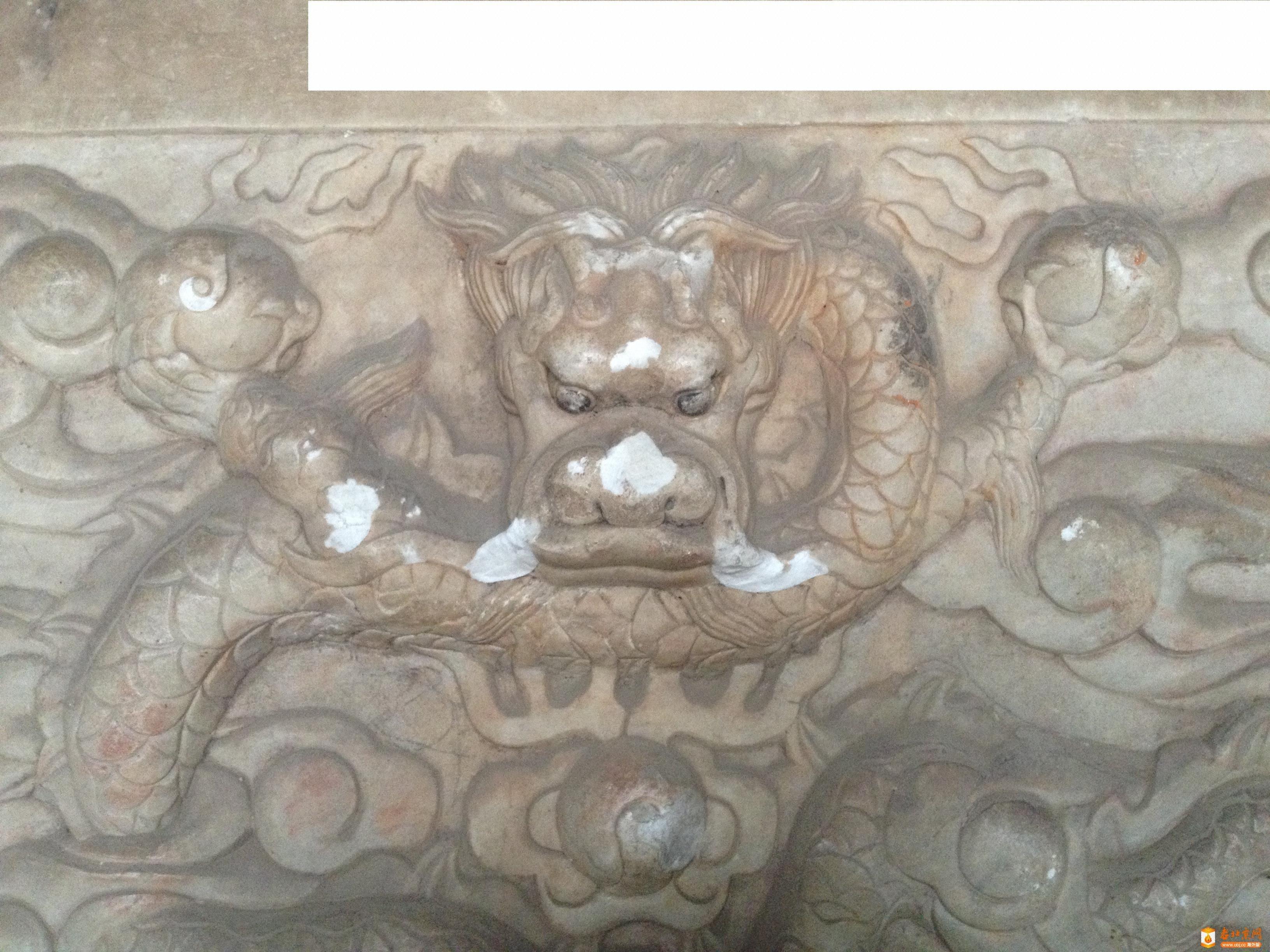 海淀区孚郡王墓保护现状令人堪忧