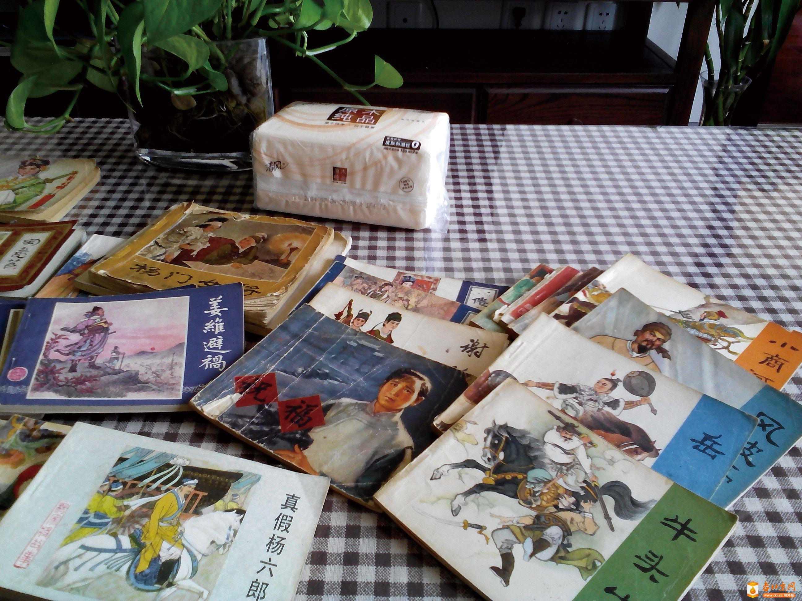 翻箱底儿,我的小姨儿书