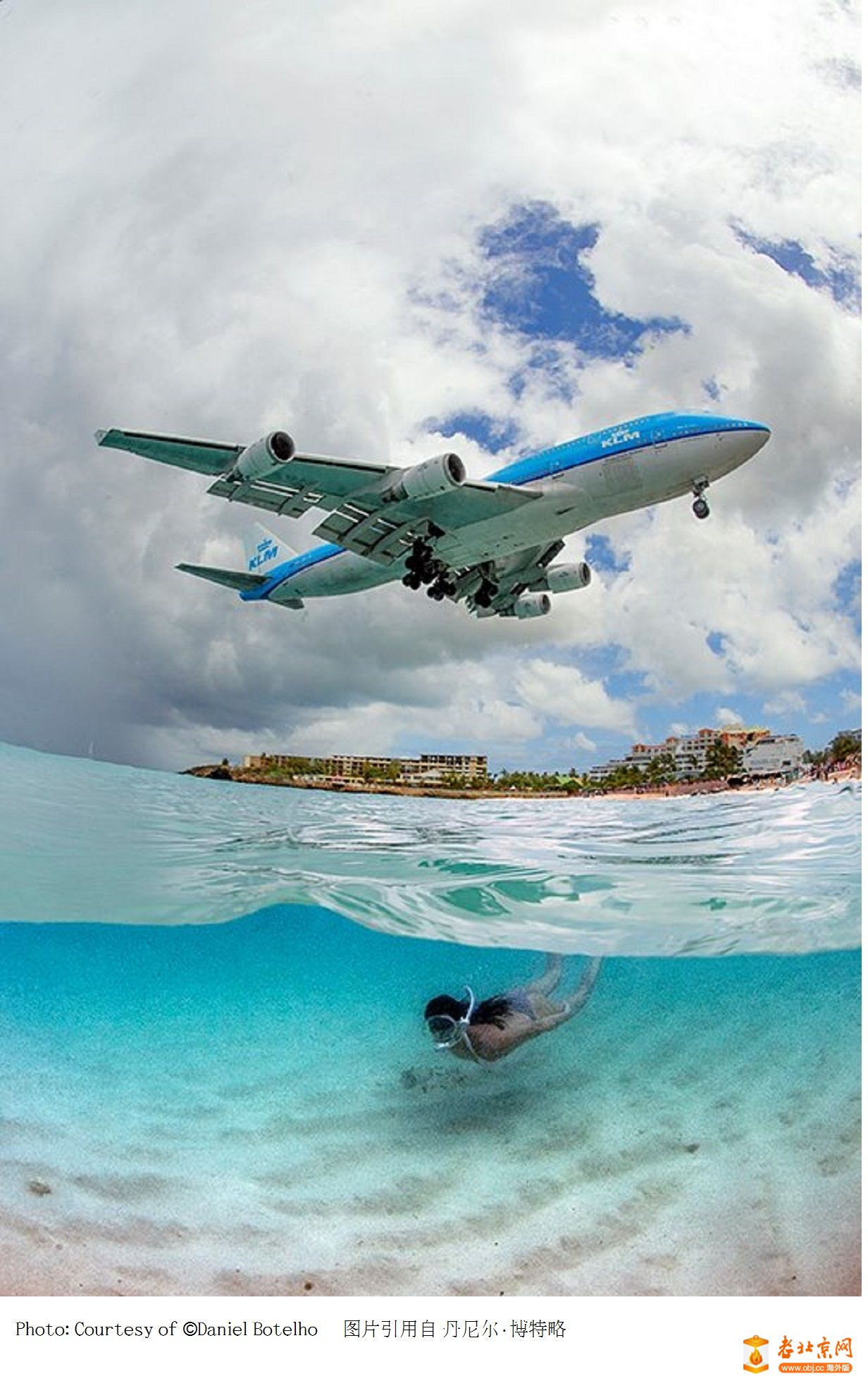 令人惊叹的摄影系列:与机同游 Swimming with Jets,' a stunning photo series