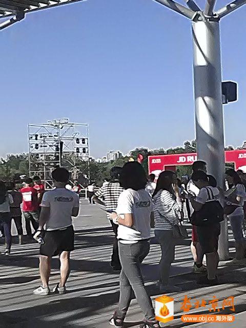 """锻炼碰到老字号电商""""京东""""搞助跑活动!"""