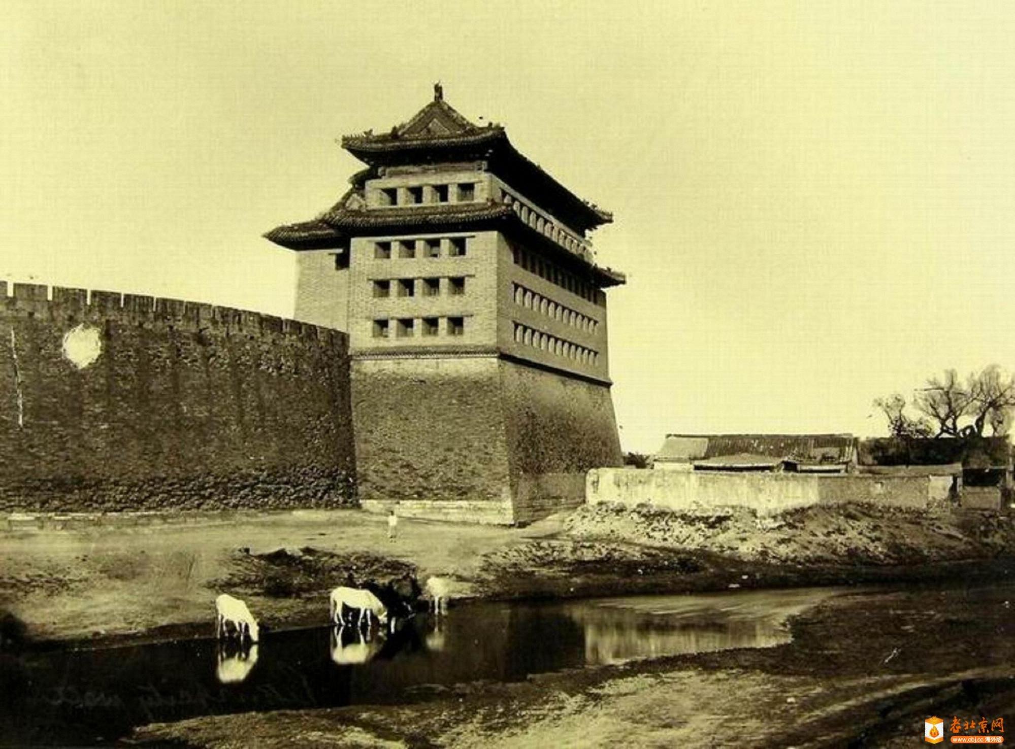 257.宣武门-箭楼      (1879年?).jpg