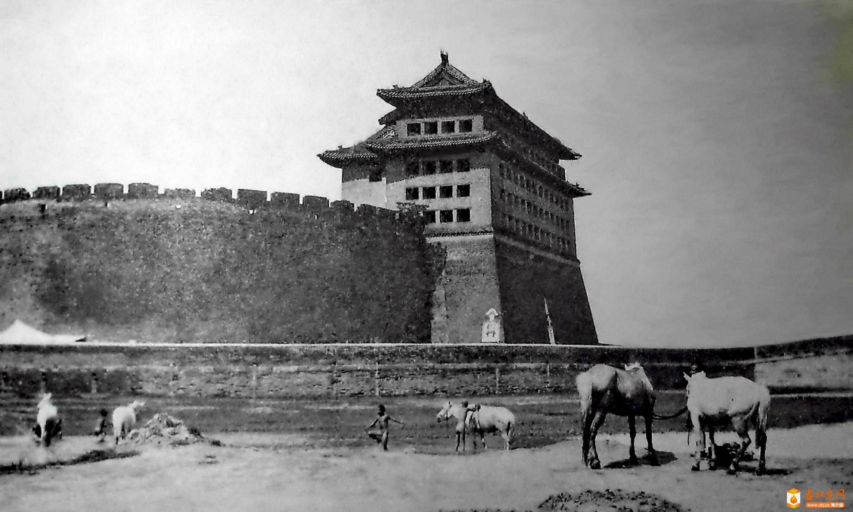 925.安定门-箭楼      (191-年?).jpg