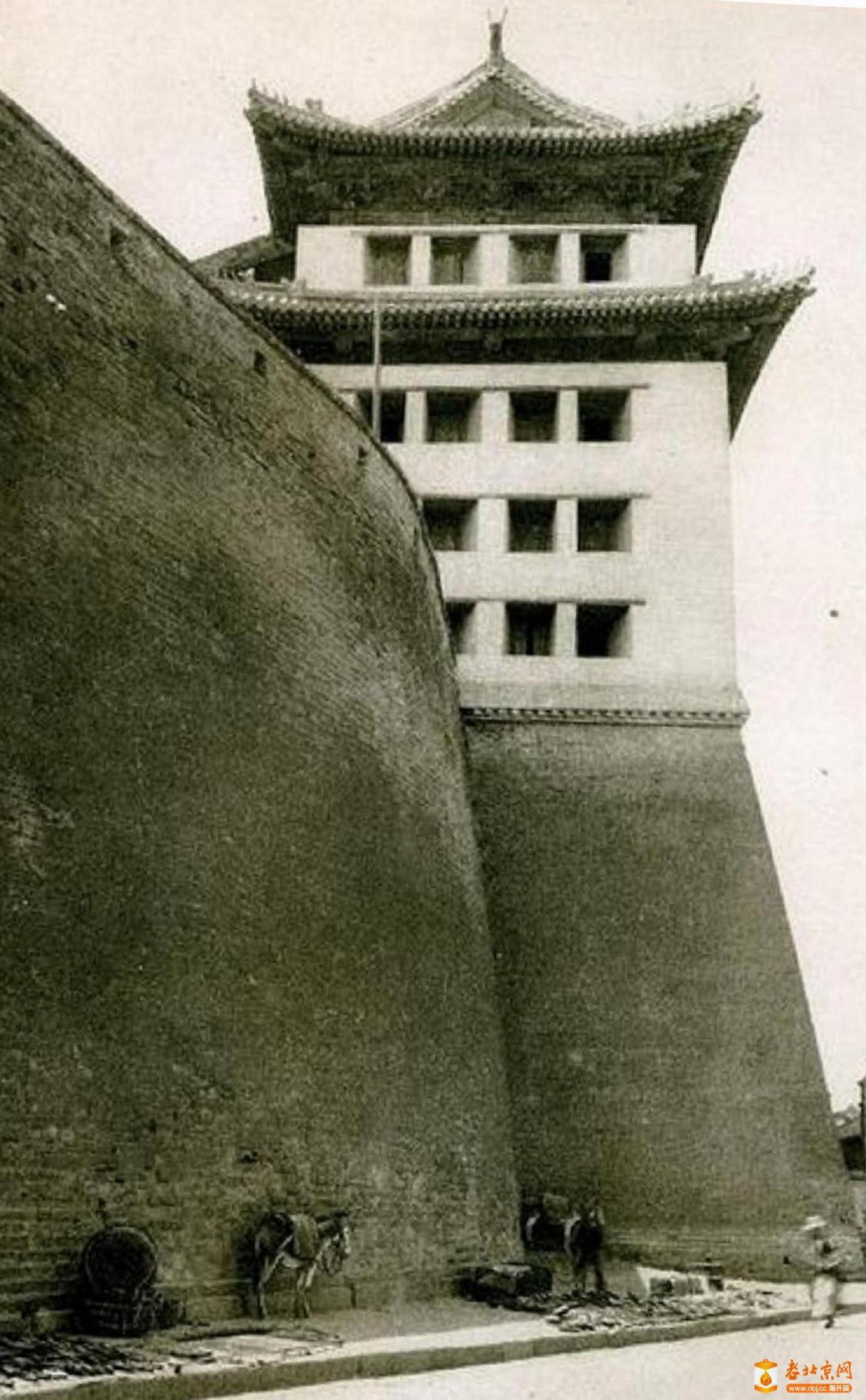 827.德胜门-箭楼      (1921-24年).jpg