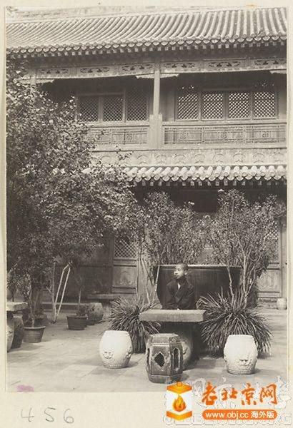 【转载】法源寺(被文革洗劫前的老照片)
