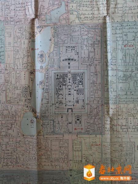 中华民国五年(1916)老北京地图