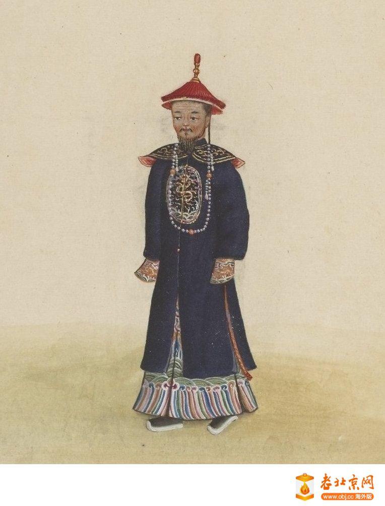 清国京城市景风俗图.Les Rues de Pékin.2册.19世纪_page12_image1a.jpg