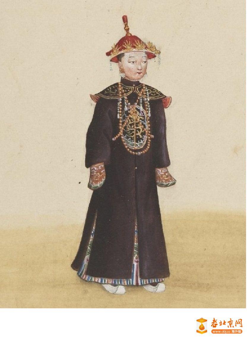 清国京城市景风俗图.Les Rues de Pékin.2册.19世纪_page14_image1a.jpg