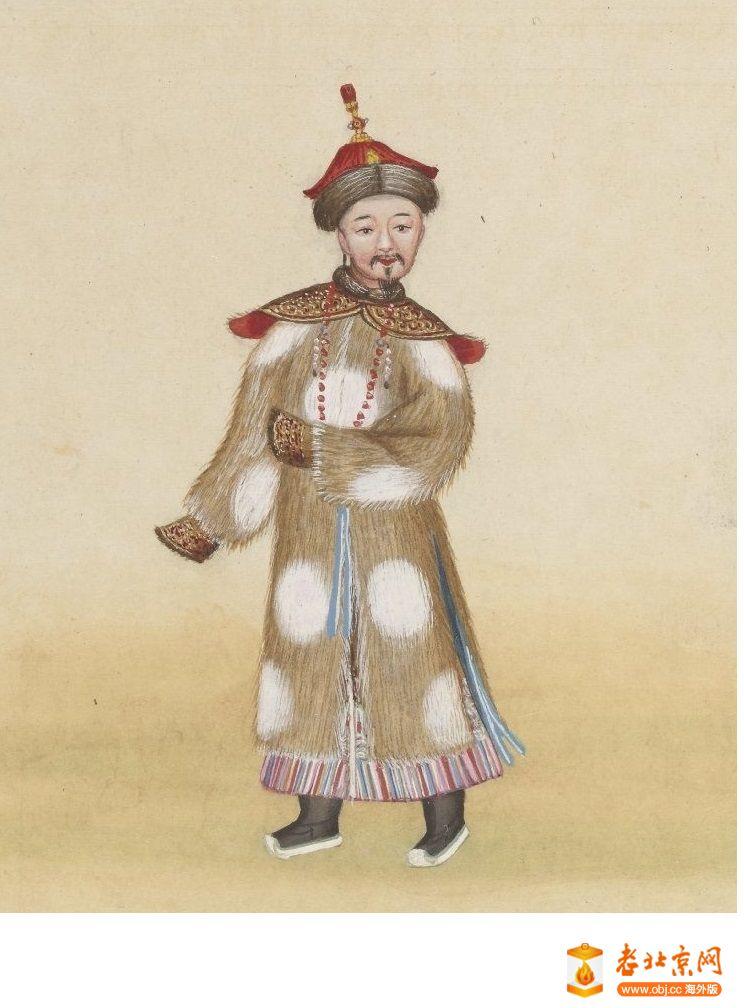 清国京城市景风俗图.Les Rues de Pékin.2册.19世纪_page18_image1a.jpg