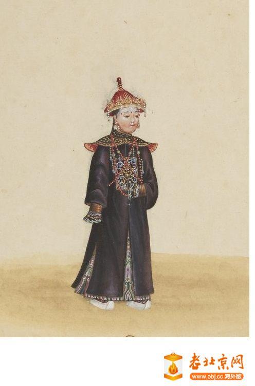 清国京城市景风俗图.Les Rues de Pékin.2册.19世纪_page24_image1a.jpg