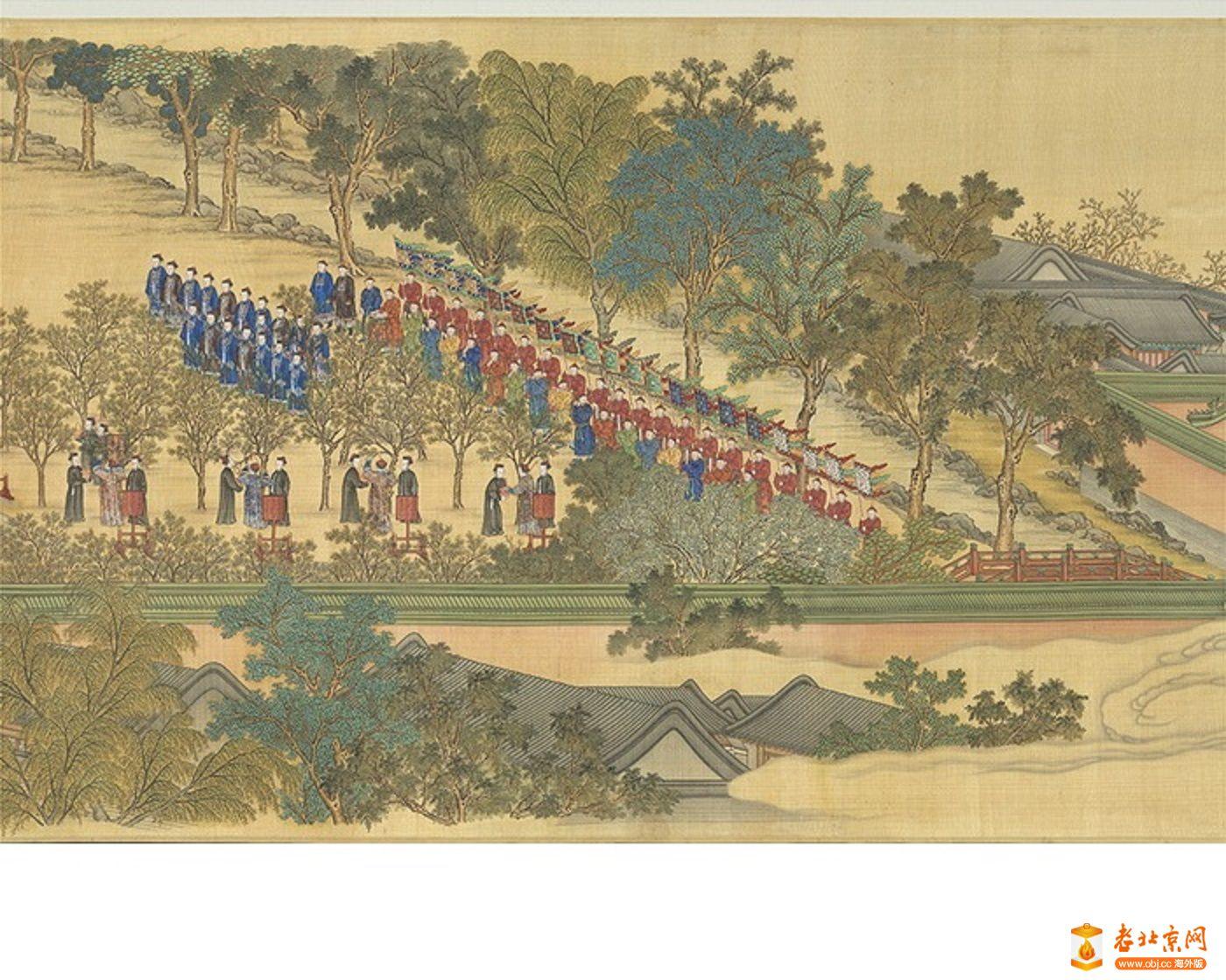 "RE: ""北京街头""画册看清末风俗和典章"