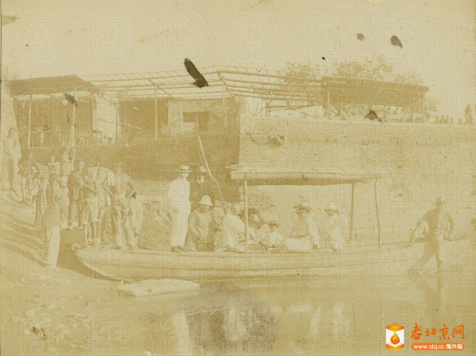 RE: 通州附近大运河老照片两张供赏析