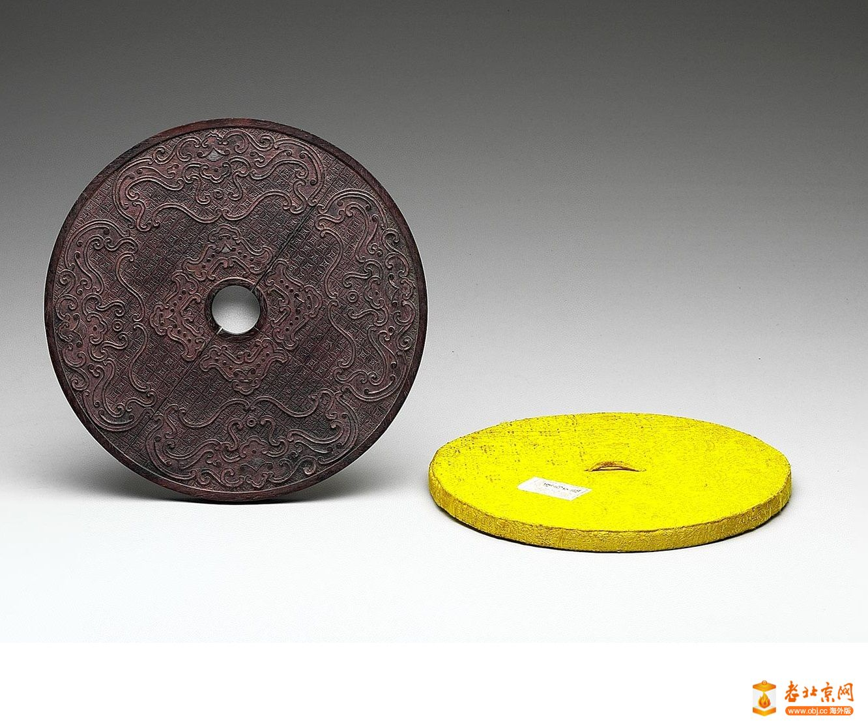 銅鏡的匣作裝裱   The mounting and cases of bronze mirrors