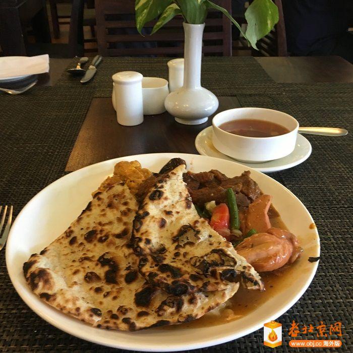 印度金三角之旅-饮食
