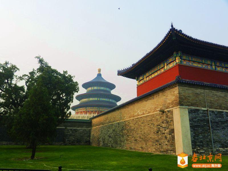 链接微信中关于北京的事儿