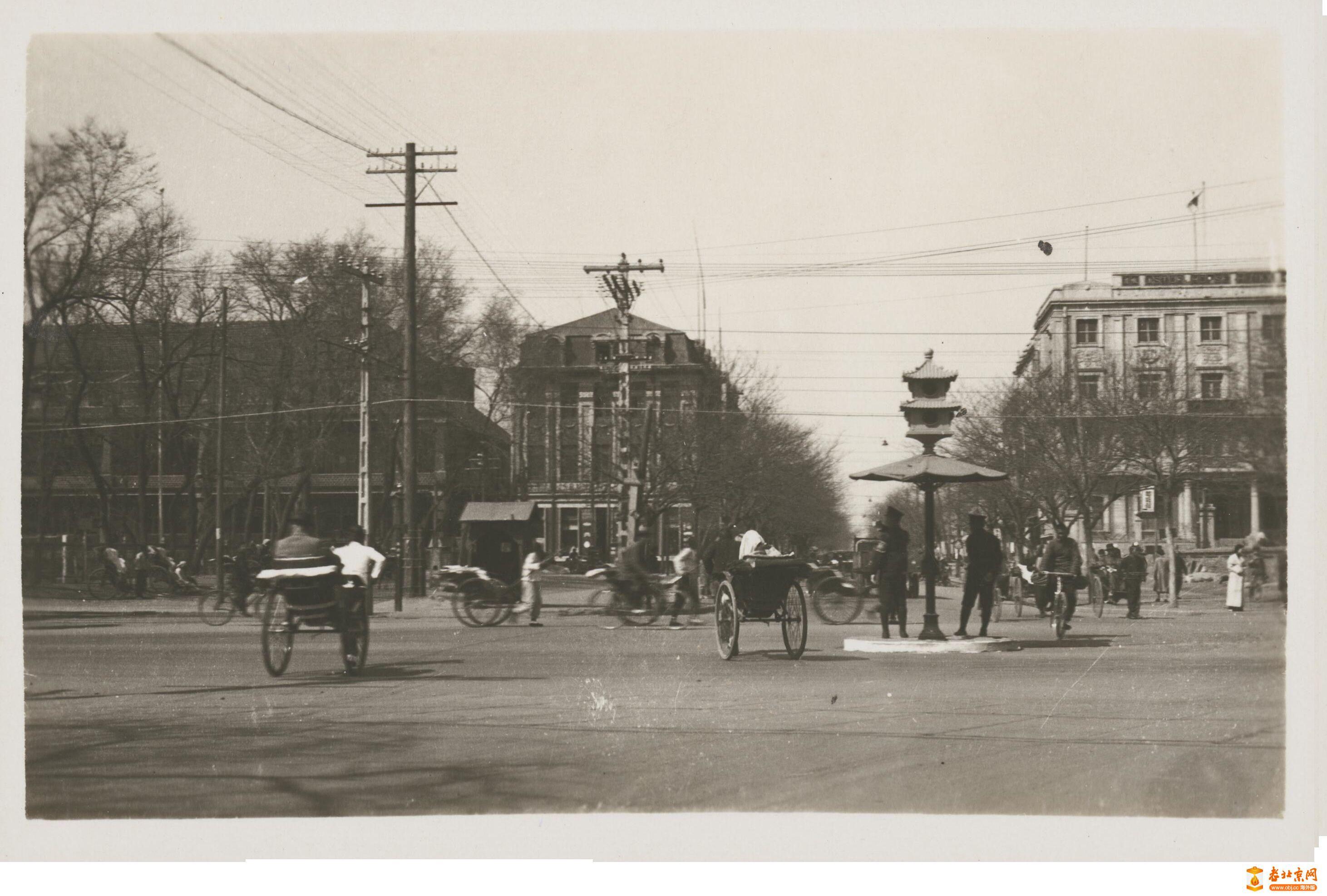 RE: 1935年的北京街市