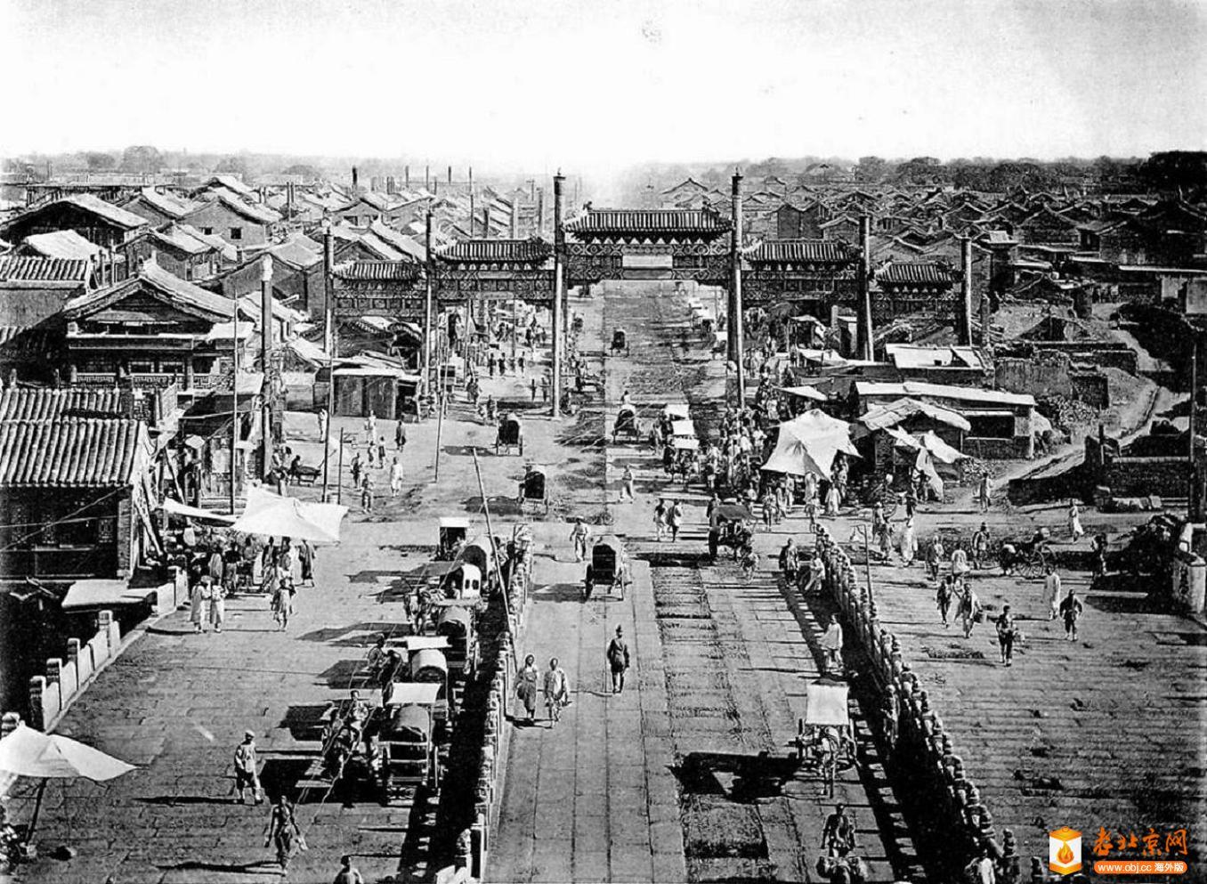 126.正阳桥牌楼-18     (1900年议和后).jpg
