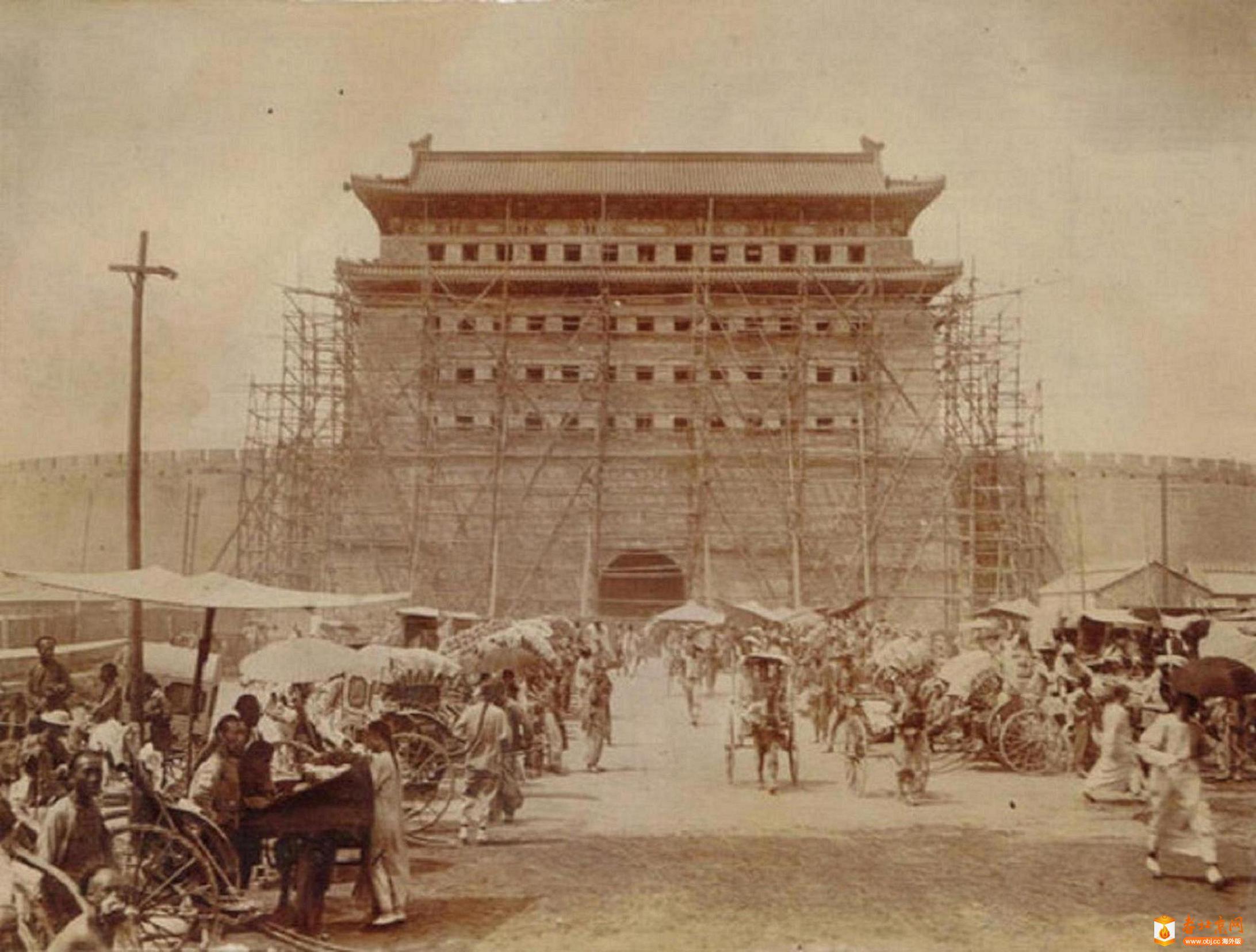182.正阳门-箭楼        (190-年).jpg