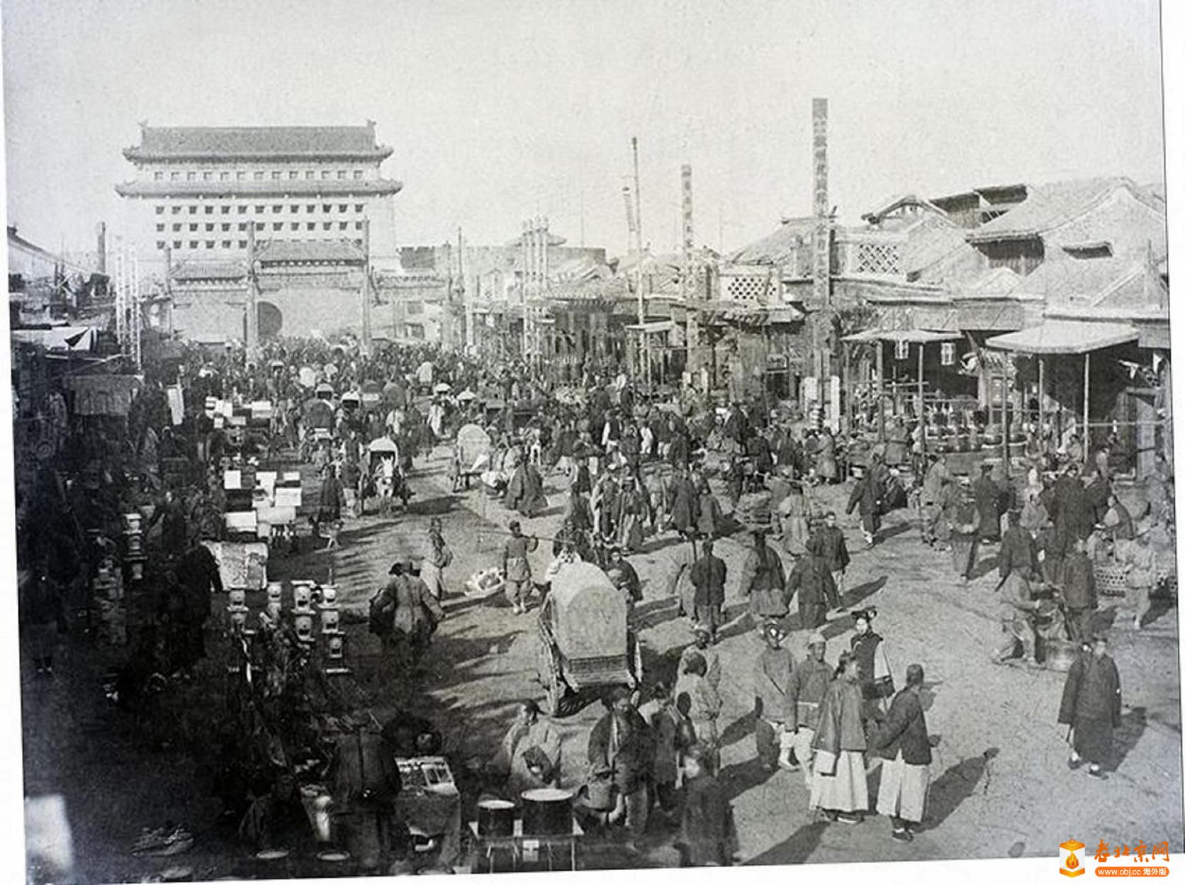 165.正阳门-箭楼          (1900年).jpg