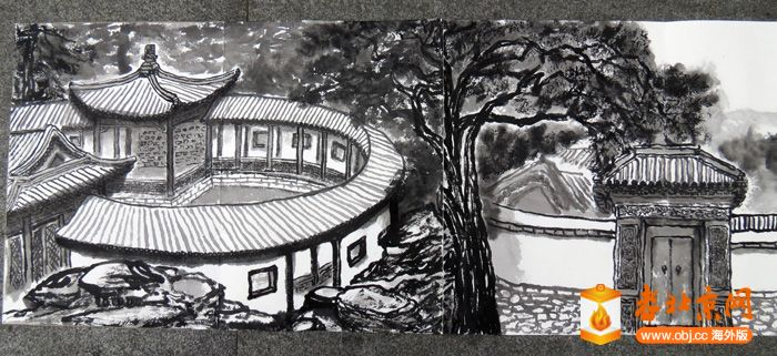 RE: 6月20号到香山公园去写生