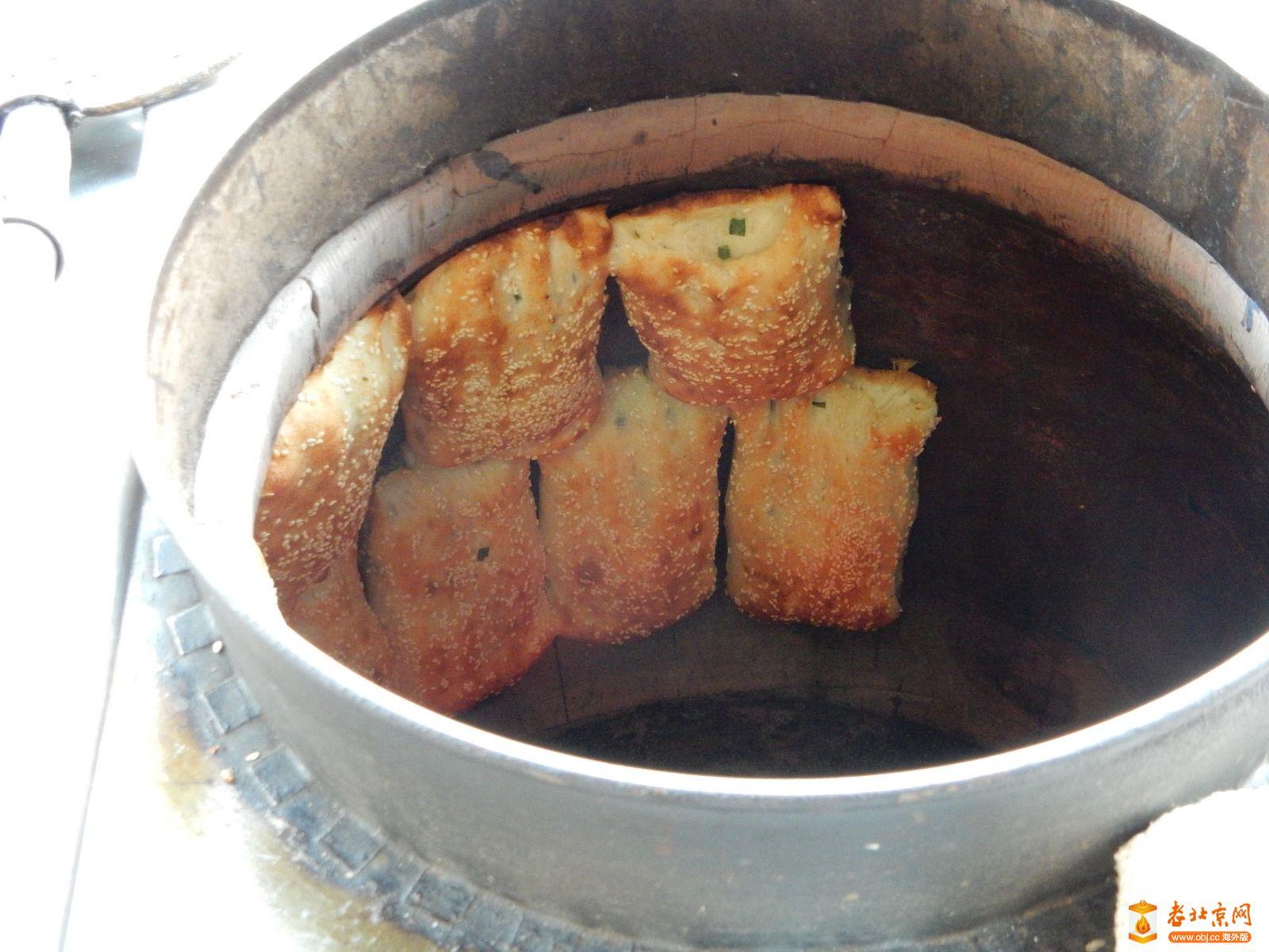 燒餅夾牛肉