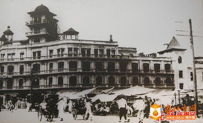 """一百年前北京城的""""新市区""""——香厂一带"""