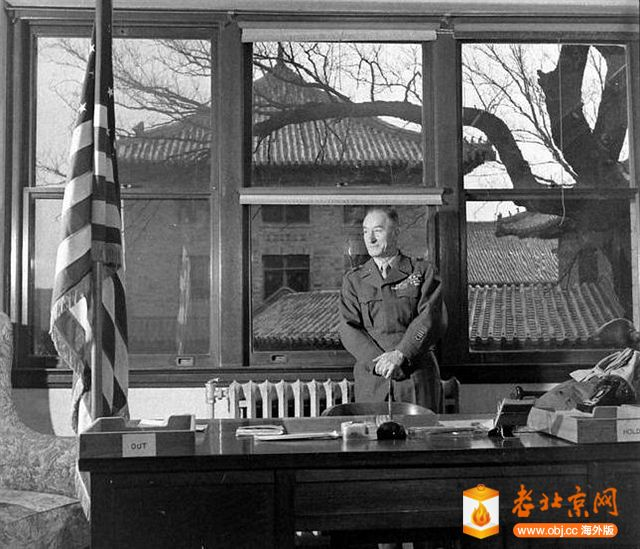 1947年美军离京前老照片