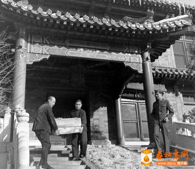 RE: 1947年美军离京前老照片
