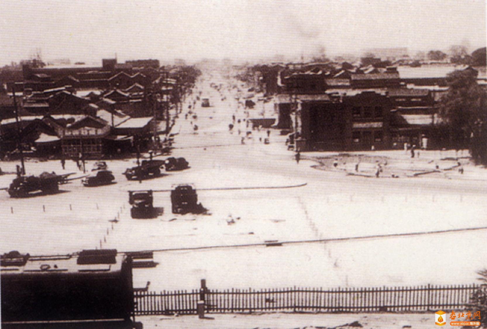 396.崇文门外大街     (1958年).jpg