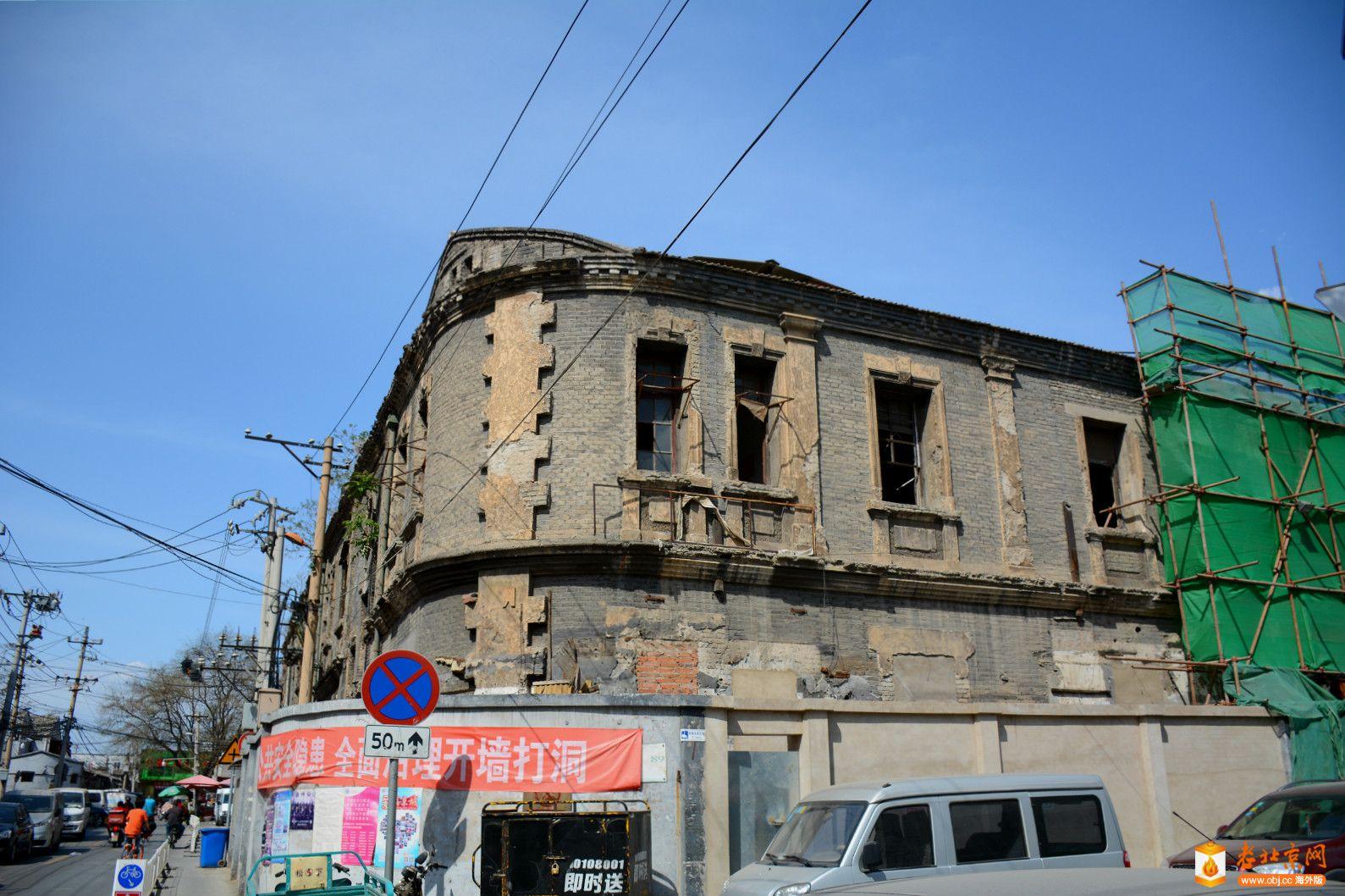 旧时京城里的沪上风情-新市区泰安里
