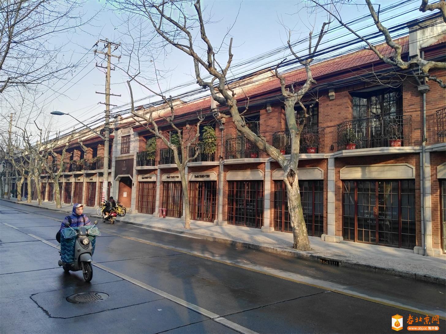 RE: 旧时京城里的沪上风情-新市区泰安里