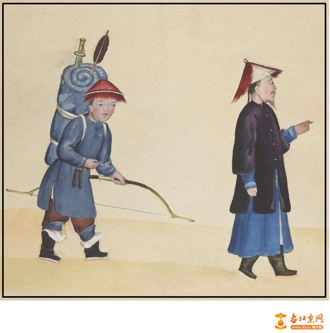 清国京城市景风俗图.Les Rues de Pékin.2册.19世纪_page81_image1a.jpg