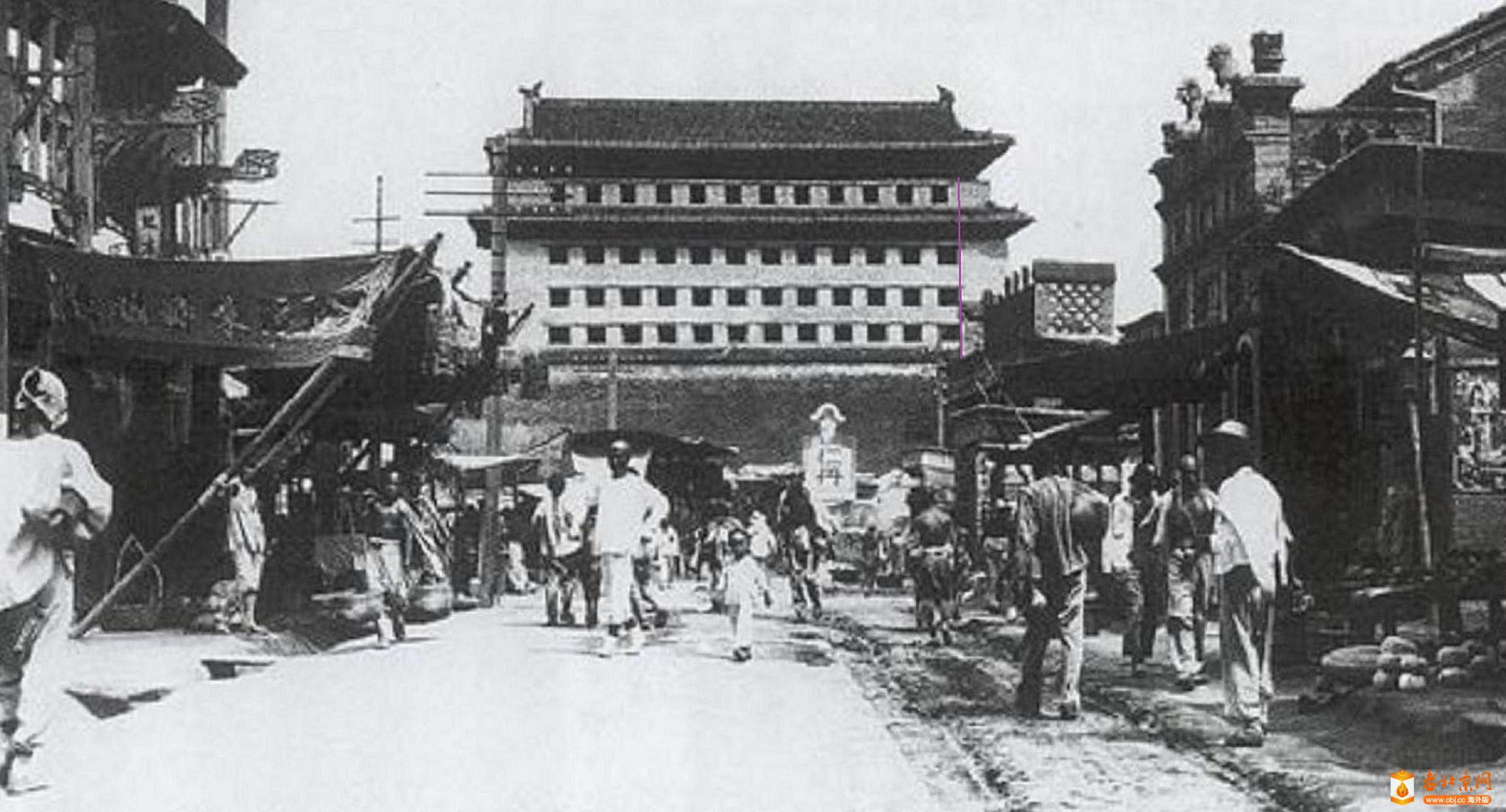 423.阜成门-箭楼                    (192-年).jpg