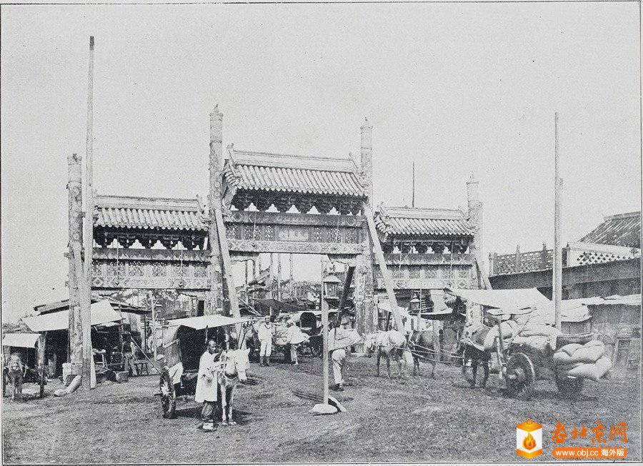 《北京名胜》(图02 - 1)