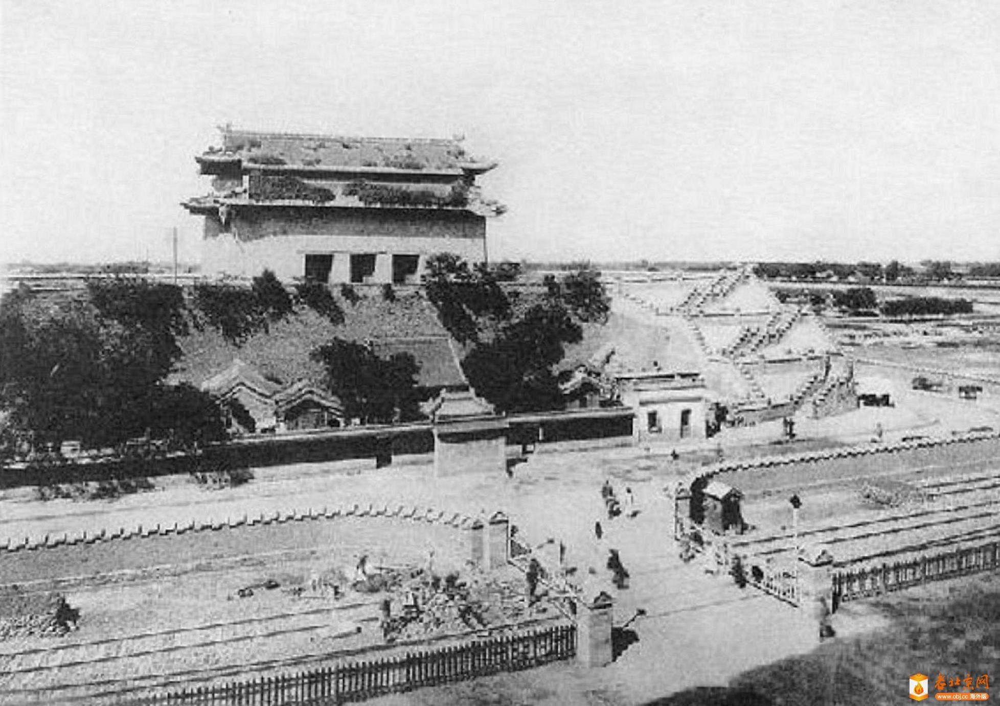 944.安定门-瓮城                    (1915年).jpg