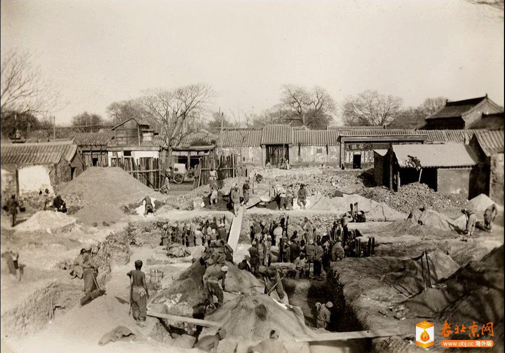 mx04-042 老P.U.M.C.老协和医院奠定基础 约1905.jpg
